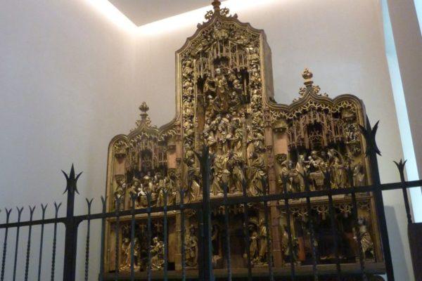 Rennes Cathédrale - trésor (2)